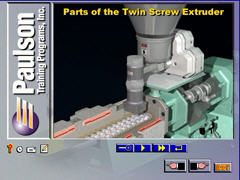 twin screw extrusion training